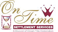 On Time Settlement Services Logo